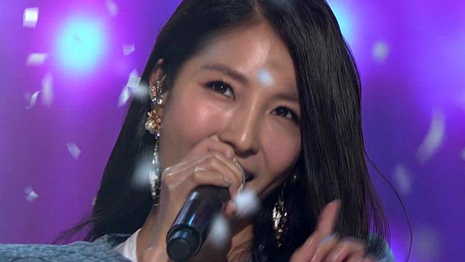 [무대] Top10의 합동무대 보아의 깜짝 등장! _ One Dream