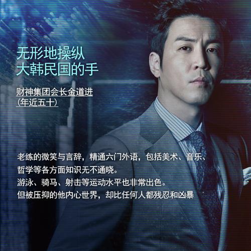 등장인물 김도진 (Characters : Kim Do-jin) 썸네일 이미지