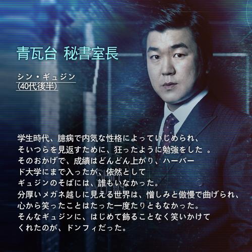 등장인물 신규진 (Characters : Shin Gyu-jin) 썸네일 이미지