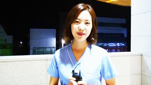 [인터뷰] 촬영 끝나는 날까지 미소를 잃지 않는 미소 천사 진세연