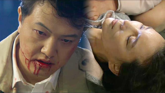 [37회] 박영태-민혜린, 총맞고 비참한 최후