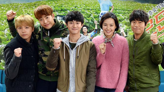 [기자간담회] '하두록리' 마을 사람 느낌 100%채운 배우들의 인터뷰! 썸네일 이미지