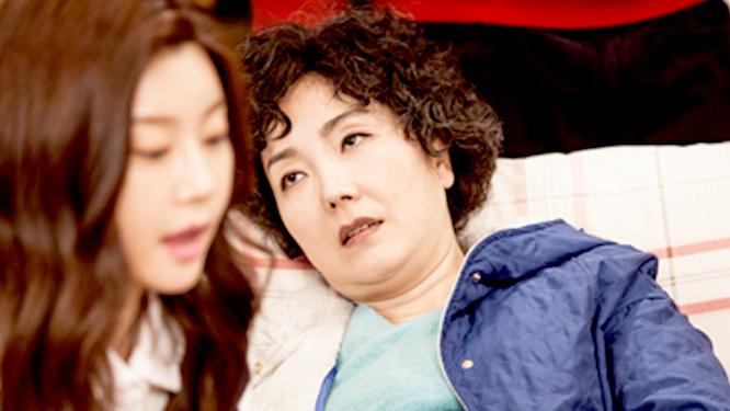 [현장포토] 아이고마 엄마 머리가 띵~하다!