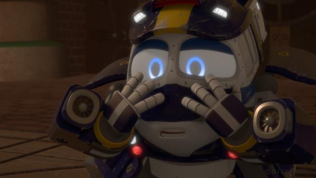 로봇트레인 Part2 ㅣ명장면 ⑨