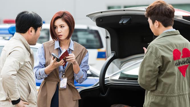 [7회 예고스틸] 범인의 절도 차량에서 얻게 된 뜻밖의 정보!