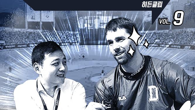<정우영의 히든클립> '6년째 에이스' 니퍼트에게 KBO란? 썸네일 이미지
