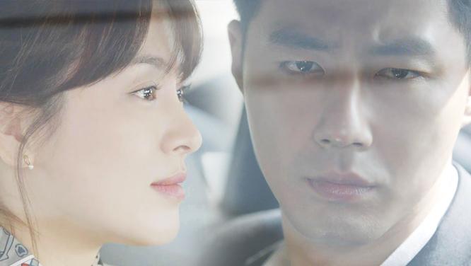 조인성, 송혜교 주변을 맴도는 가슴아픈 스토킹 썸네일 이미지
