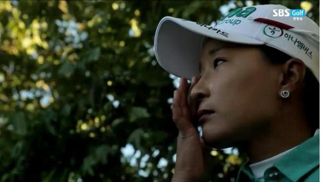 '아듀' 박세리, '여왕의 눈물' 그 의미 썸네일 이미지