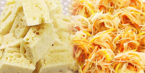 달걀을 이용해 만드는 '달걀빵 및 크로켓'