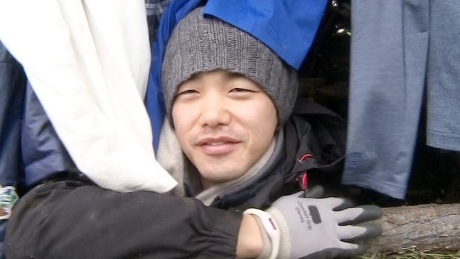 '충격' 에릭남, '정글' 3일 만에 노숙자 비주얼