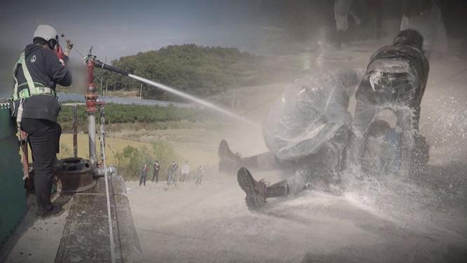 살수차 9호의 미스터리 - 백남기 농민 사망사건의 진실