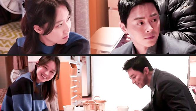 [메이킹] 라면 먹을 때도 물김치에 #신나리 (feat. 화거북)