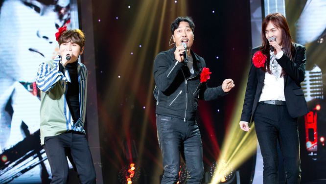 아름다운 세 남자의 특급 콜라보 '이문세X김경호X케이윌' 썸네일 이미지