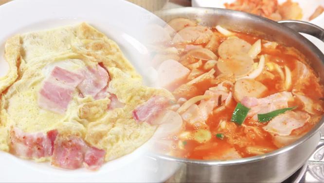 방랑식객을 위한 김수로 표 아침 밥상