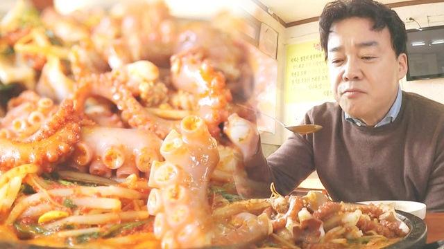 [65회] 완벽 조합! 쌈으로 더 맛있게 즐기는 '천안 산낙지찜'