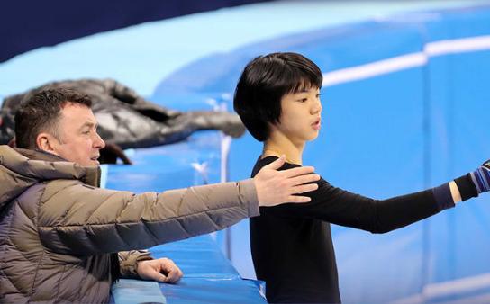 '꽃보다 차준환' 소년의 올림픽은 이제 시작입니다 썸네일 이미지