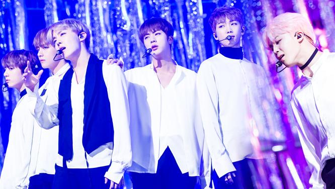 [901회] 만나자마자 아쉬운 굿바이... 방탄소년단 '봄날' 대미 장식 썸네일 이미지