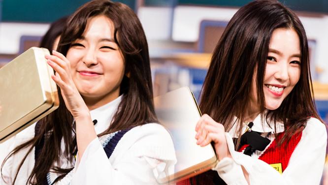 아이린, 졸업사진 대공개! 수식어 '얼굴천재' '비주얼 여신' 인증