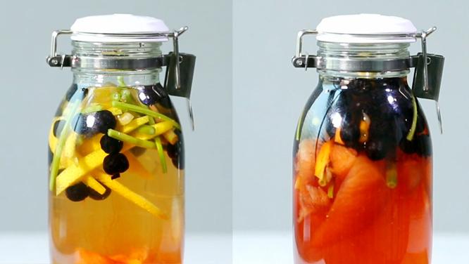 [특별한 양념 재료] 아로니아 식초 썸네일 이미지