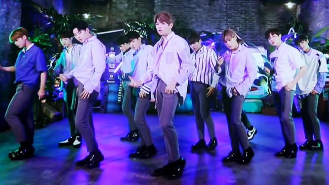 <124회> THE SHOW Choice! Wanna One '에너제틱' 썸네일 이미지