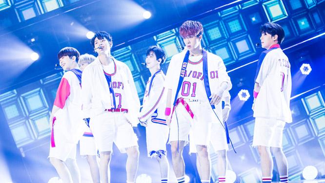 [현장포토]노래면 노래, 춤이면 춤, 외모면 외모! 완벽한 소년들! 온앤오프 (ONF) 썸네일 이미지
