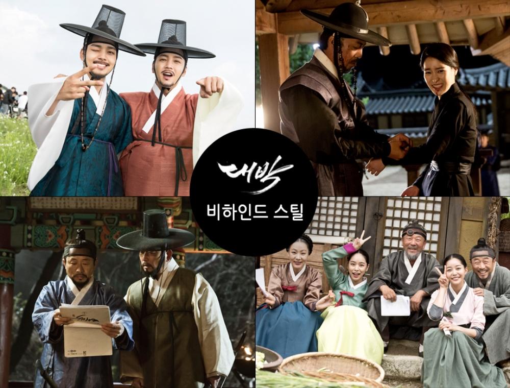 #41 포토스케치: 아직 끝나지 않았다! 꿀 비하인드만 모은 대~박 비하인드 컬렉션 (feat. 대박, 안녕!)