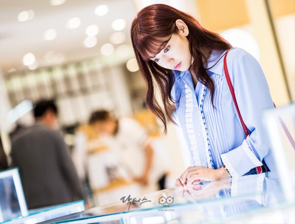 닥터스케치 6 백화점에서 쥬얼리, 시계를 구경하고 있는 박신혜