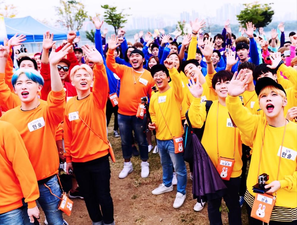 #45 <초대형 스케일의 추격전! '런닝맨 GO!'>