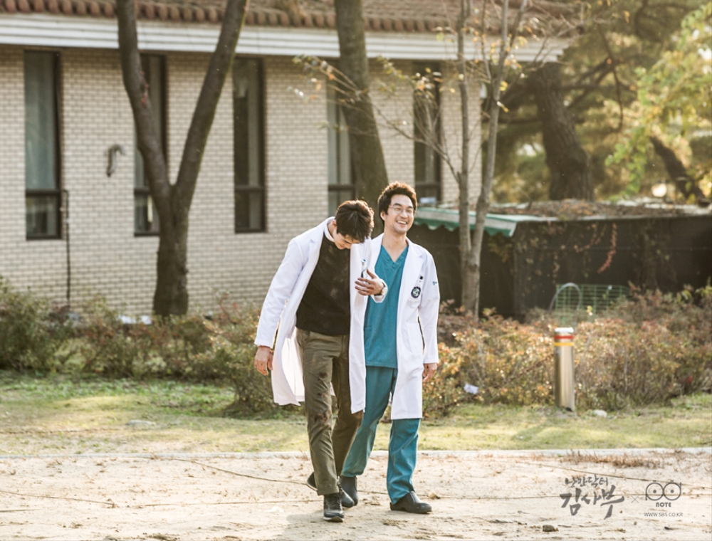 The jolly fellows of Doldam Hospital.jpg #Ju&Ju_couple #Jolly_Jjuu