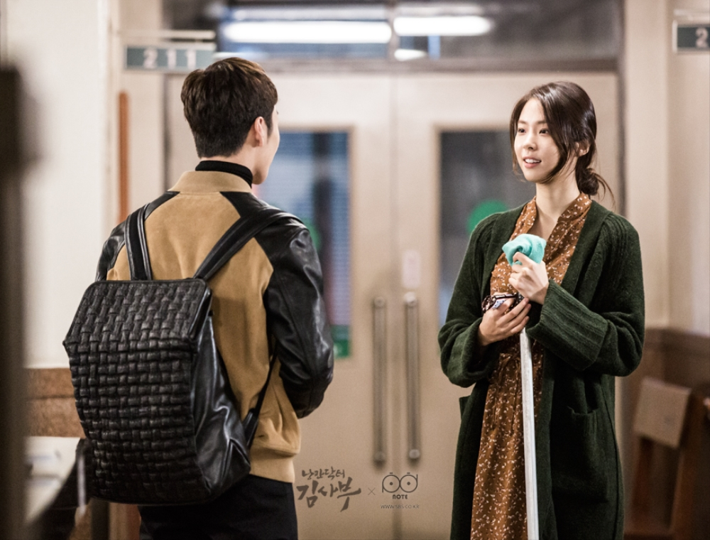 Eun-tak♥Yeon-hwa couple…So fresh like a fresh apple.
