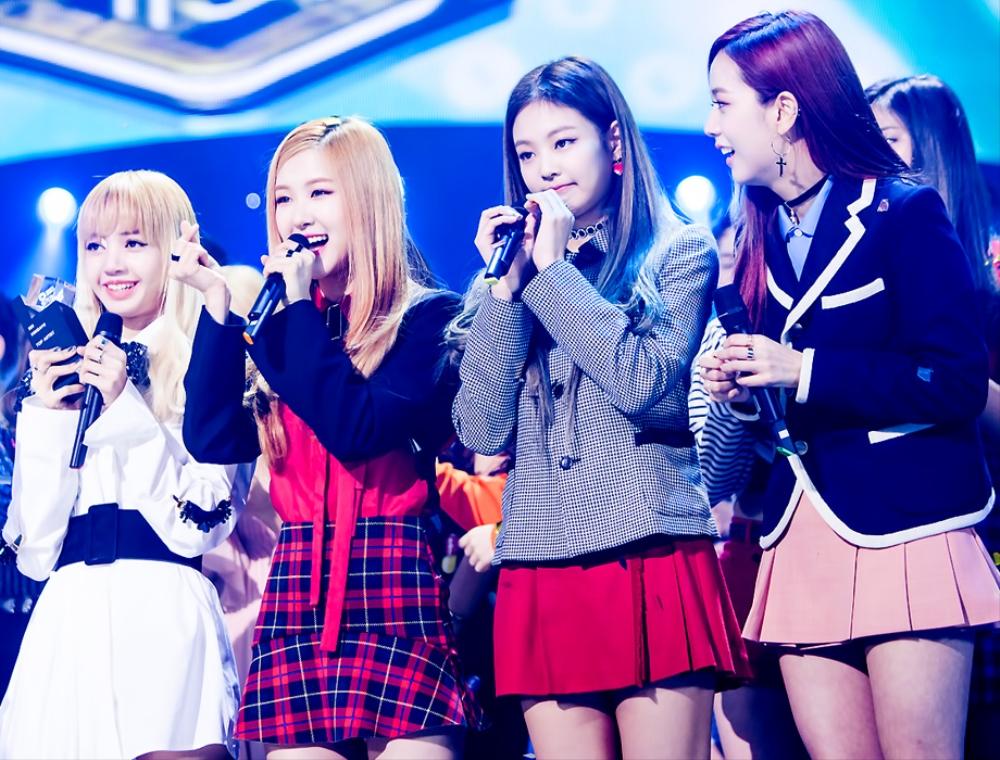 #41 블랙핑크·탑독·세정·인기가요 뮤직 크러쉬