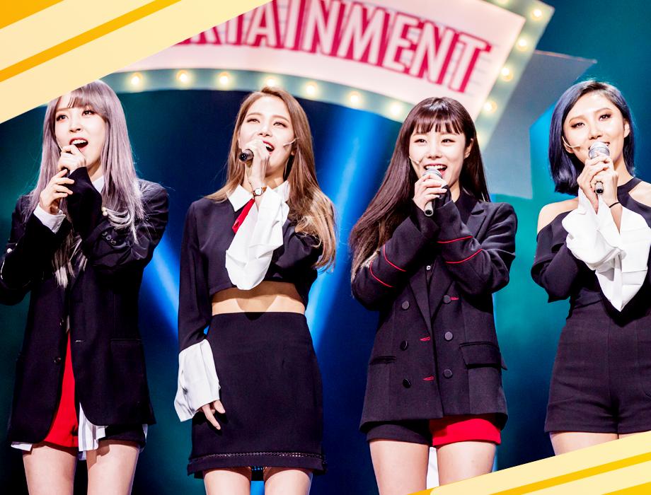 #11 오마이갓걸에 나타난 걸크러쉬 언니들 '마마무'!
