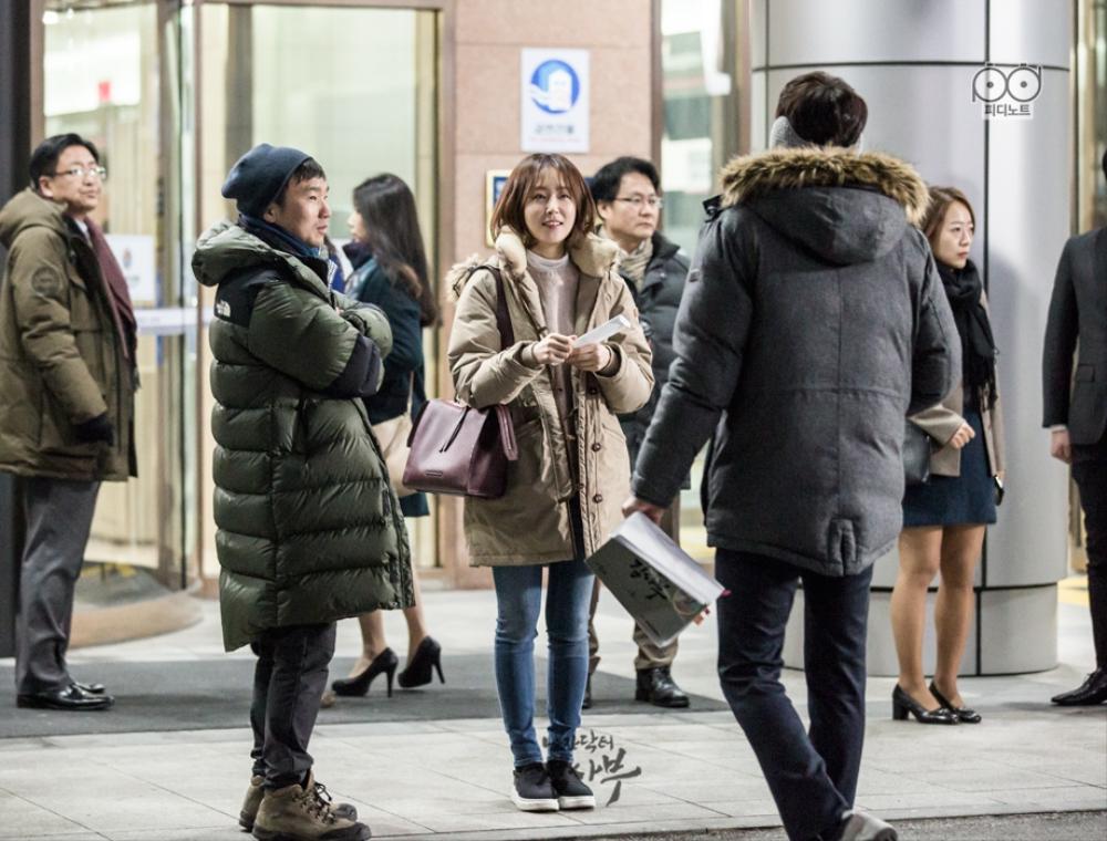 [Behind story] Dong-ju, running to Seo-jeong