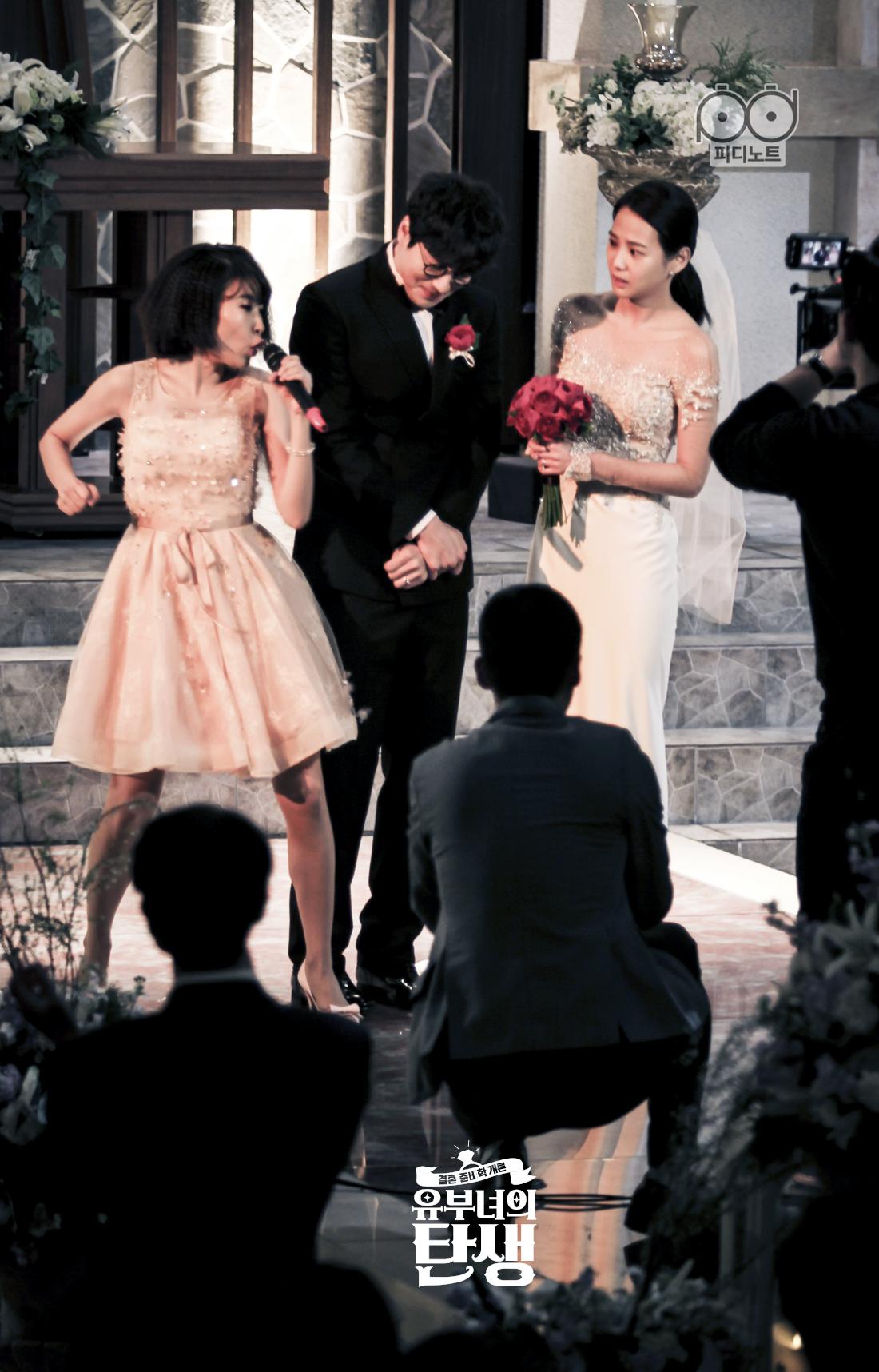 #9 포토스케치 : 유부녀의 탄생! D-DAY 우리 결혼해요~♥