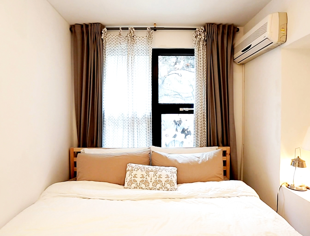 하우스 #40 포근하고 아늑한 '침실 인테리어' 연출법은?