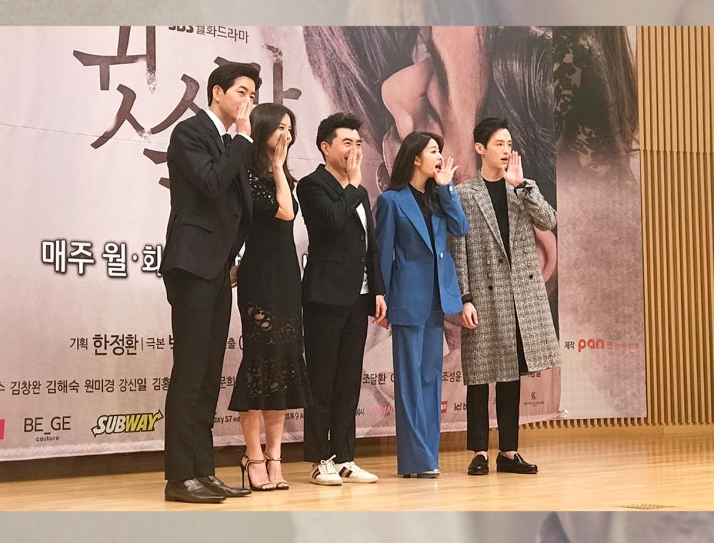 #6 [Live포토] 폰카스케치: 믿고 보는 귓속말 배우들의 속닥속닥 제발회 현장♥