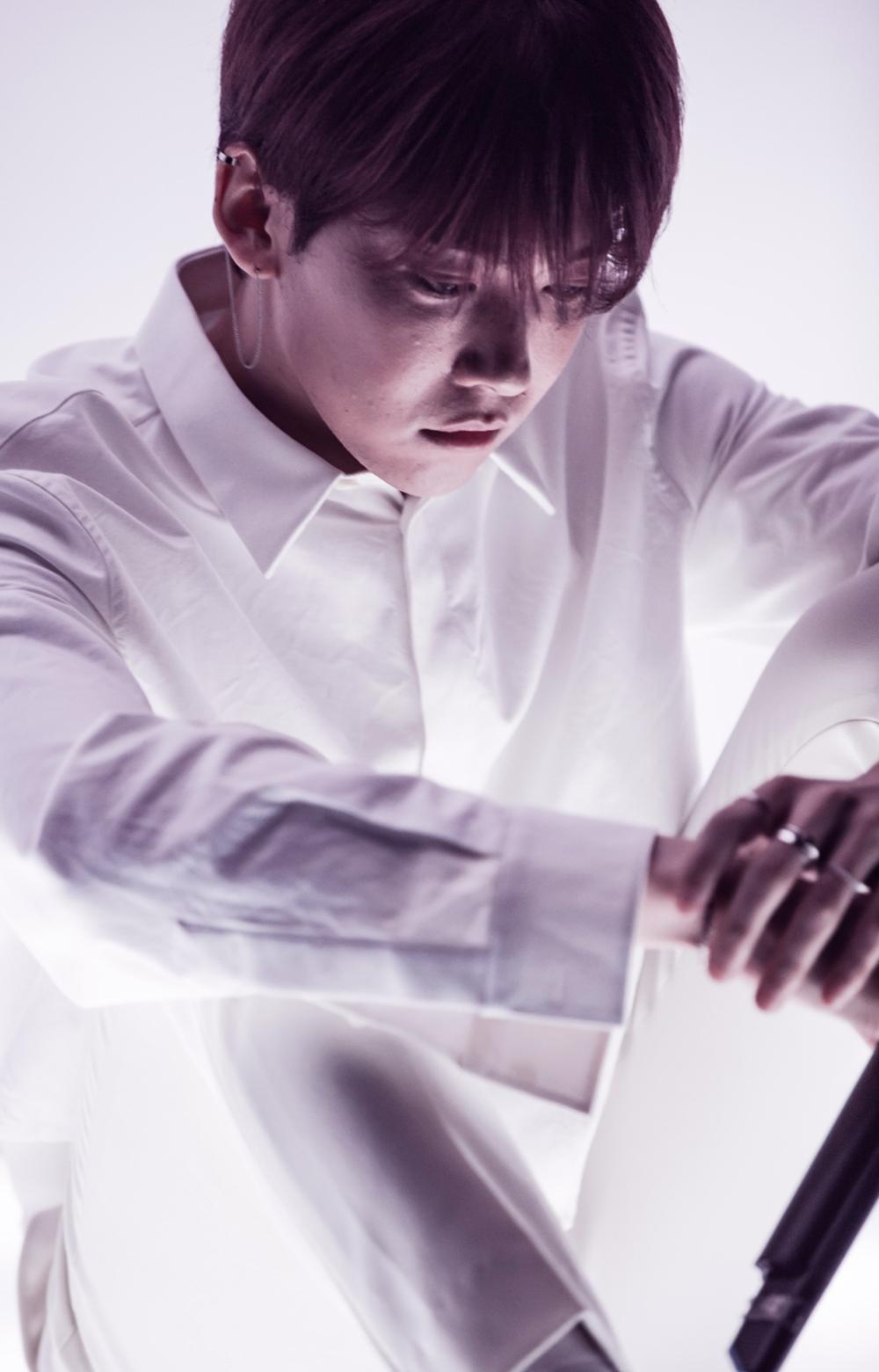 미공개 포토 분위기 있는 김진우