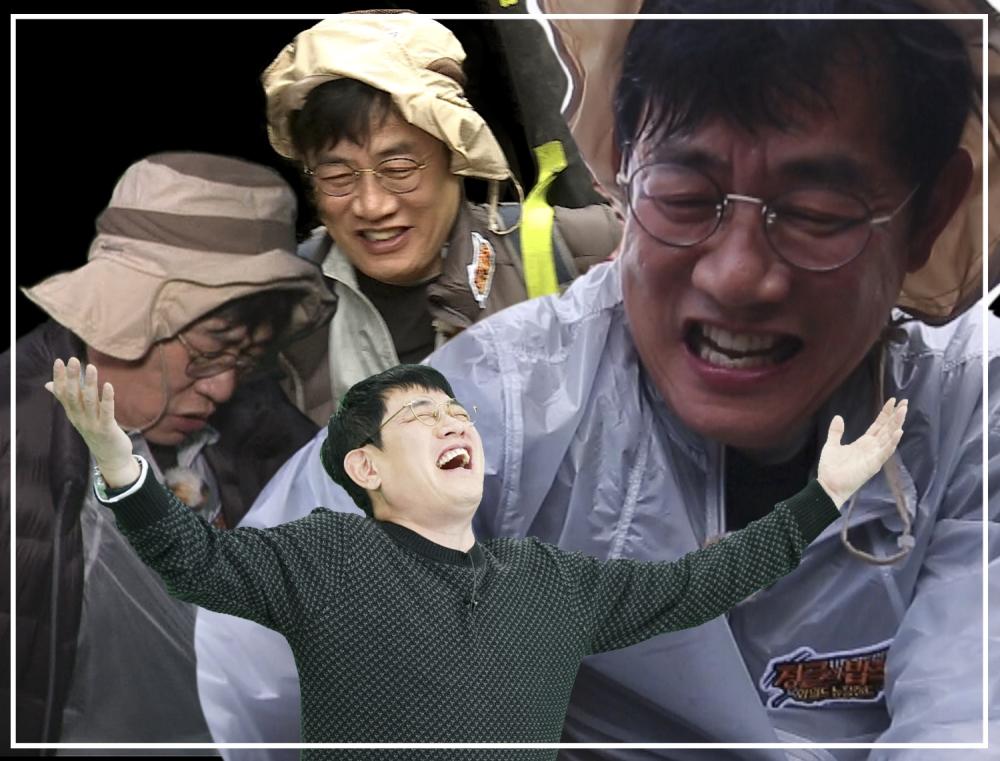 #68 예능 인생 38년, '예능대부' 이경규의 정글 입성!