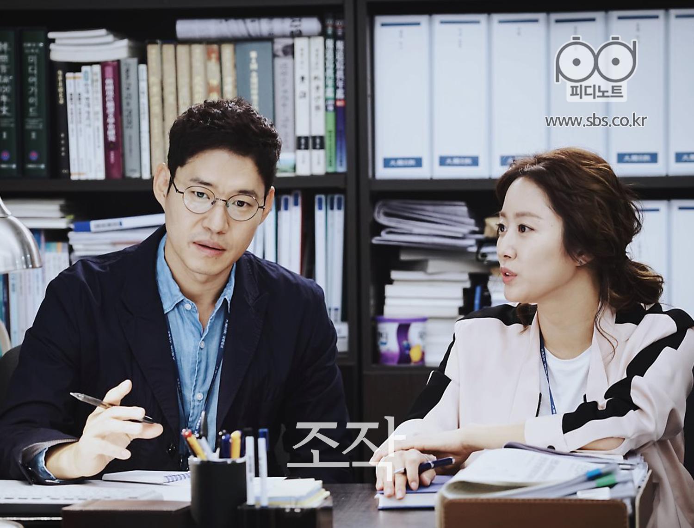 Yiseokmin像你並排坐著聊天孫詒讓同事ohyugyeong