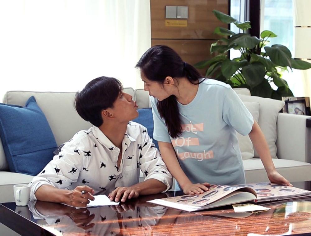 #13 한국어 공부 제2탄 <열혈학생 우블리 VS 깐깐선생 추자현>