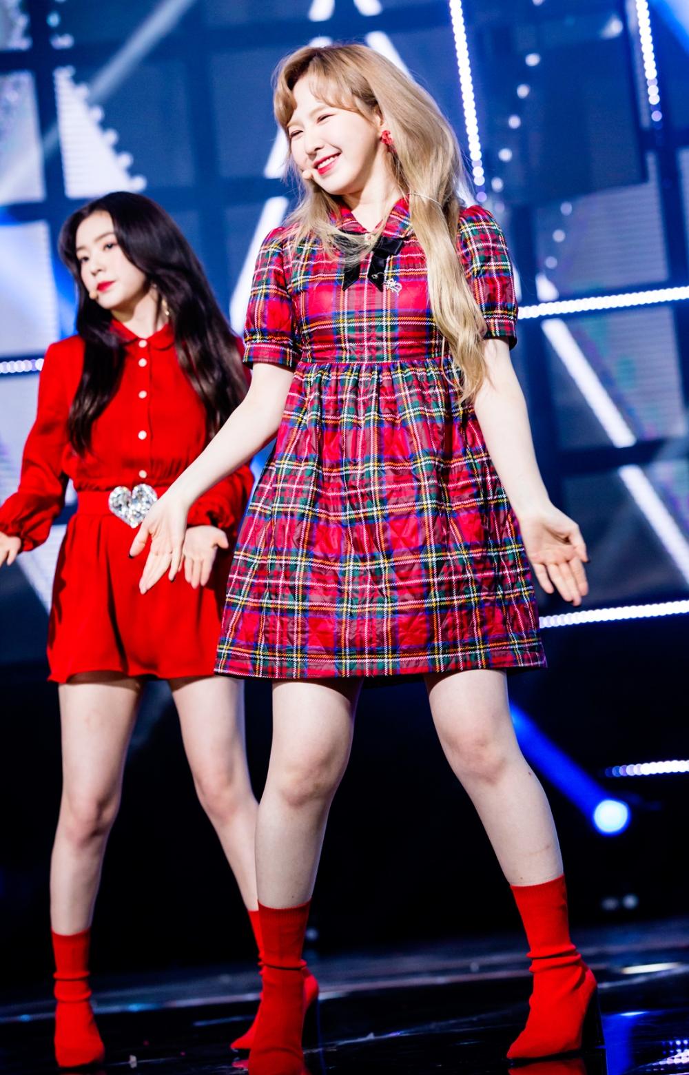 레드벨벳 미공개 베스트 컷이 있다.