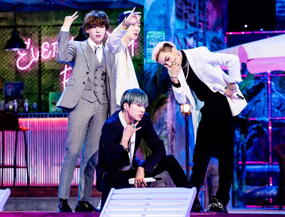 [SBS Only] #102  EXID·WINNER·펜타곤·더보이즈·오마이걸 반하나