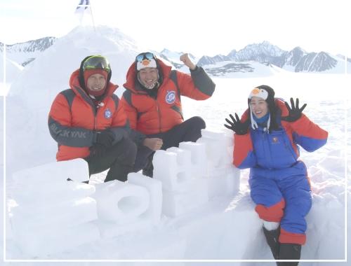 국내 예능 최초! 남극 친환경 생존기 대공개!