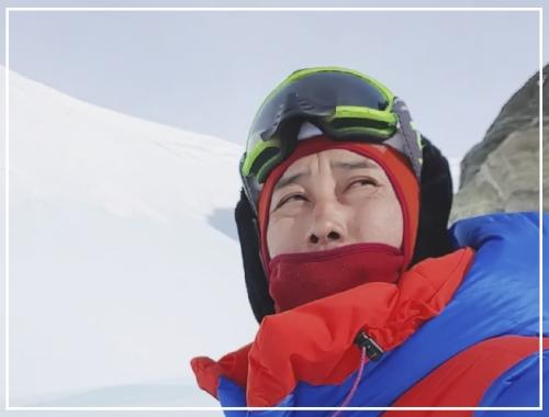 남극에서 본 지구의 눈물