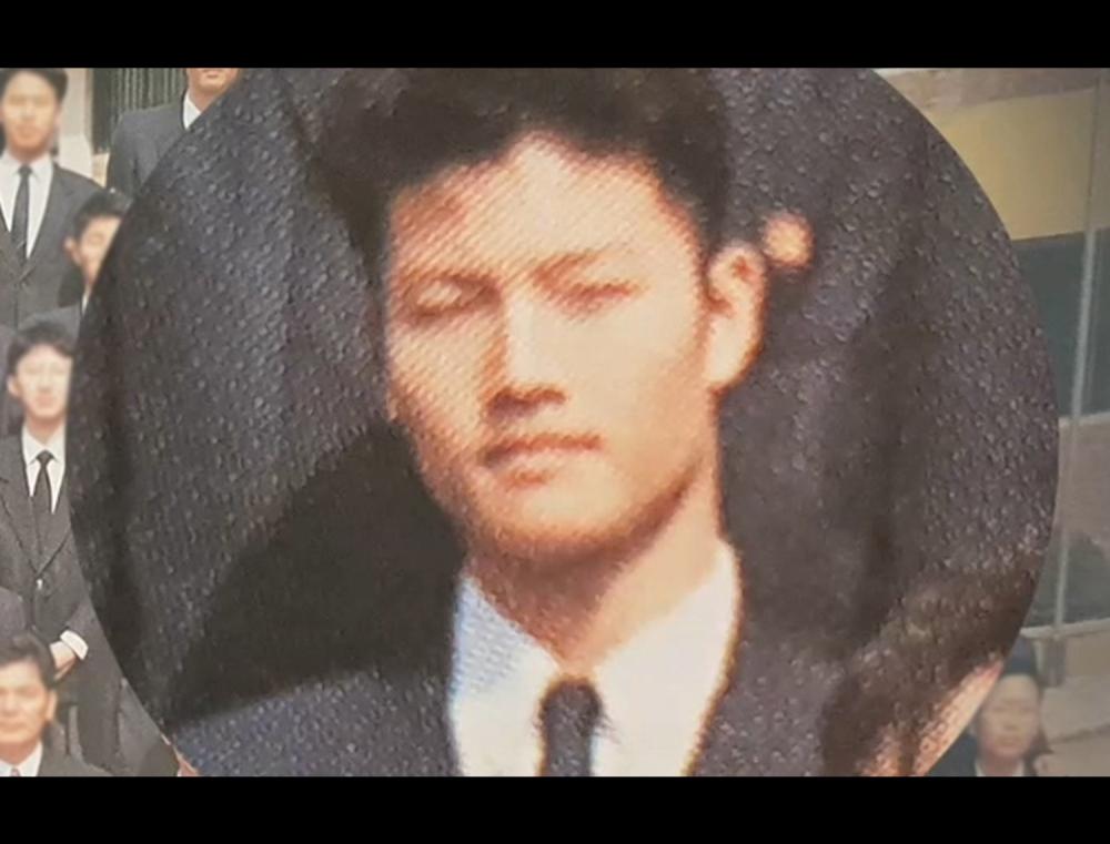 학창시절 전설의 '김도끼'라 불리운 남자