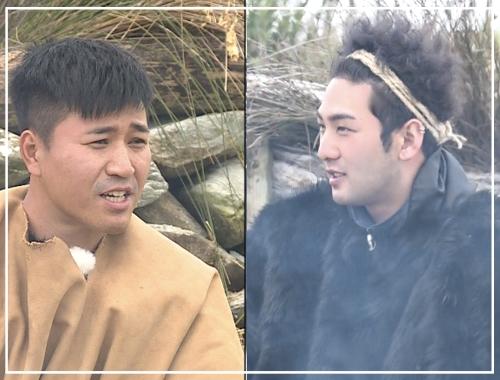 김종민x백호, 최강 허당 형제의 전복 요리 도전기!