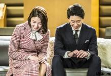 민호(엄기준)랑 연희(엄현경) 비하인드 컷!