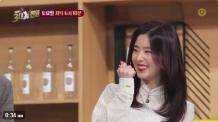 레드벨벳 아이린, 김민경의 오빠야~♥