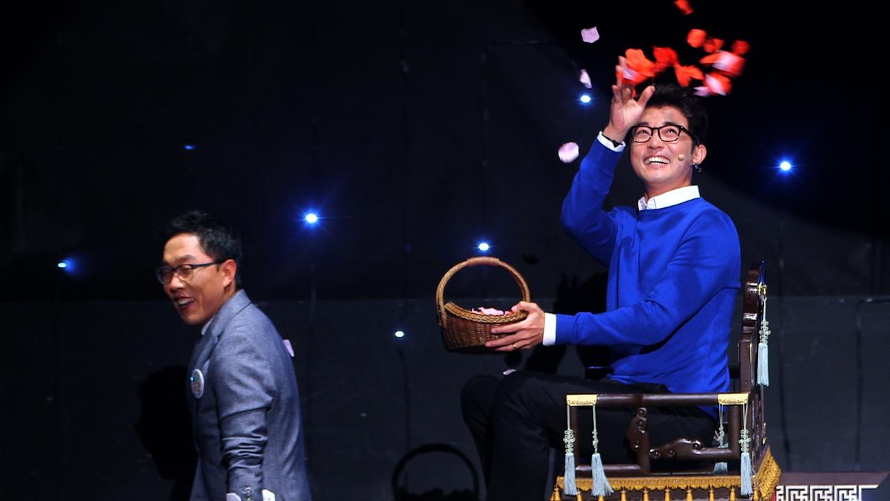 힐링캠프 행복한 새신랑 [안재욱 편] 207회 썸네일 이미지