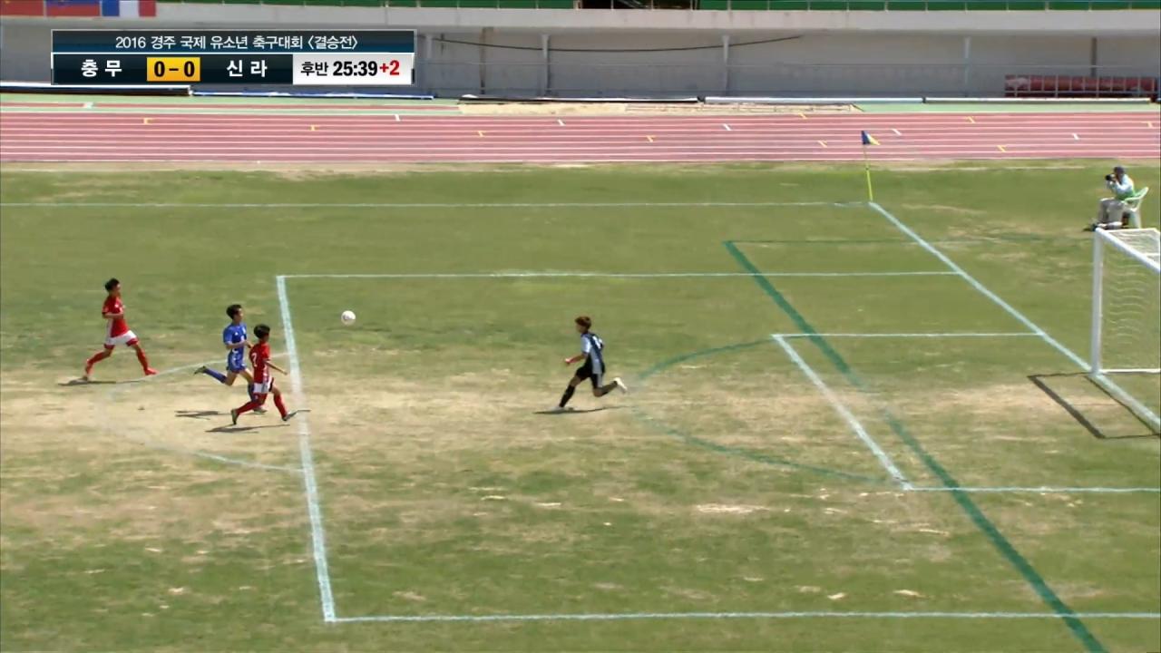 SBS스포츠 축구 [결승] 국제 유소년축구대회 7회 썸네일 이미지
